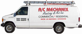 A/C Mechanix Heating and A/C