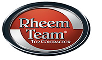 Rheem Team Top Contractor